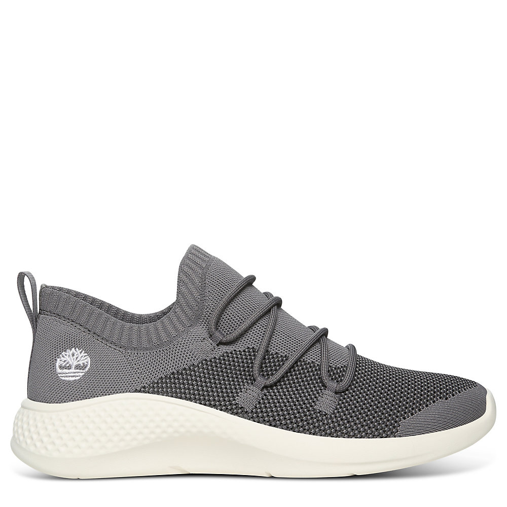 Timberland Flyroam Go Stohl Sneakers For Men In Light/Grey [Size UK 5.5-11.5]