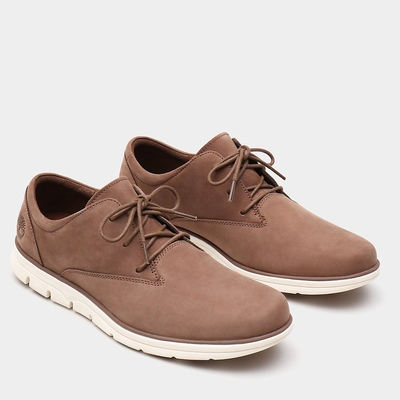 Timberland Bradstreet Oxfords Shoes For Men In Brown [Size UK 5.5-11.5]