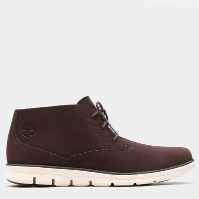 Timberland Bradstreet Plain Toe Chukka Boots For Men In Dark/Brown [Size UK 5.5-11.5]