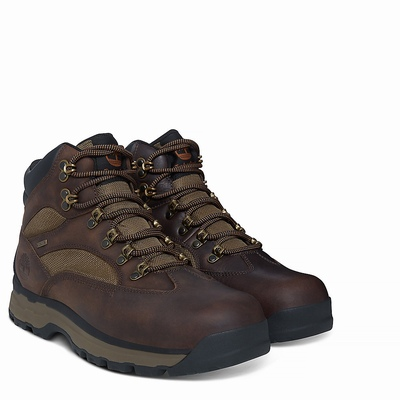 Timberland Chocorua Trail Gore-Tex® Hiker Hiking Boots For Men In Brown [Size UK 5.5-11.5]