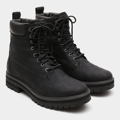 Timberland Courma Guy Boots For Men In Black [Size UK 5.5-11.5]