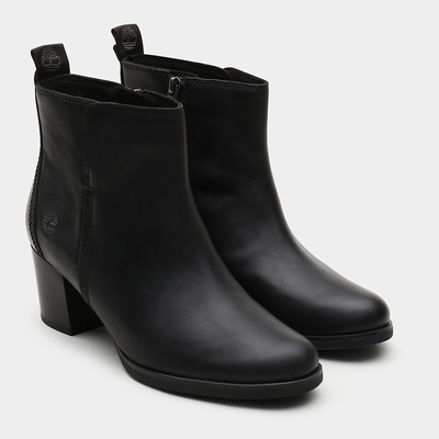 Timberland Eleonor Street Ankle Boots For Women In Black [Size UK 3-7.5]
