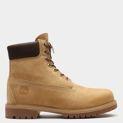 Timberland Heritage Classic 6 Inch Boots For Men In Yellow [Size UK 5.5-11.5]