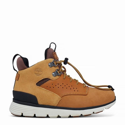 Timberland Killington Hiker Chukka Boots For Kids In Yellow [Size UK 6-2.5]