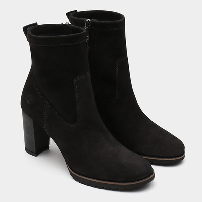 Timberland Leslie Anne Boots For Women In Black [Size UK 3-7.5]