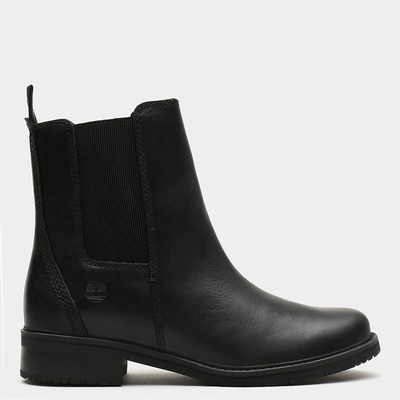Timberland Mont Chevalier Chelsea Boots For Women In Black [Size UK 3-7.5]