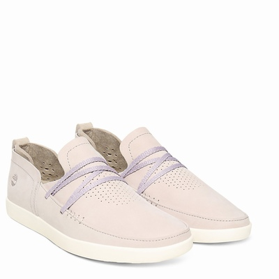 Timberland Project Better Loafers For Women In Mauve [Size UK 3-7.5]
