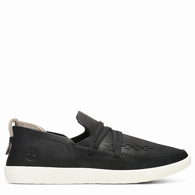 Timberland Project Better Slip On For Men In Black [Size UK 5.5-11.5]