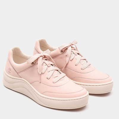 Timberland Ruby Ann Sneakers For Women In Pink [Size UK 3-7.5]