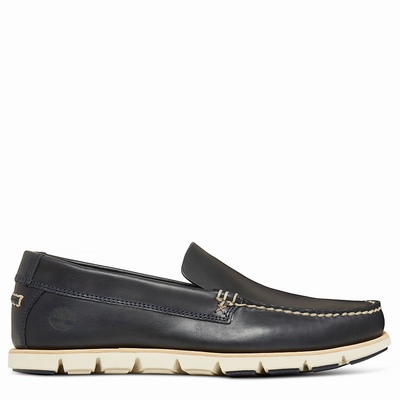 Timberland Tidelands Venetian Slip On Shoe Loafers For Men In Navy [Size UK 5.5-11.5]