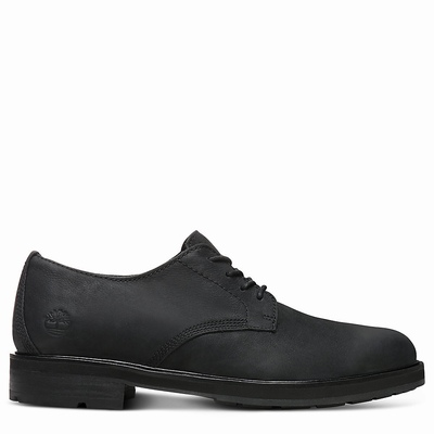 Timberland Windbucks Oxfords Shoes For Men In Black [Size UK 5.5-11.5]