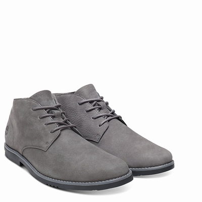 Timberland Yorkdale Chukka Boots For Men In Grey [Size UK 5.5-11.5]